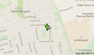 Google-maps-Petraschool-Nunspeet