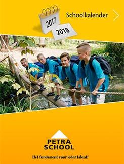 Petraschool kalender